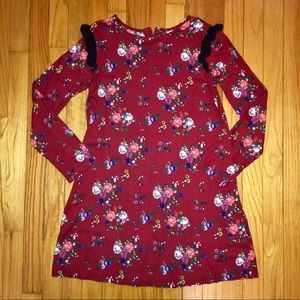 Hanna Andersson Girls Size 12 Dress